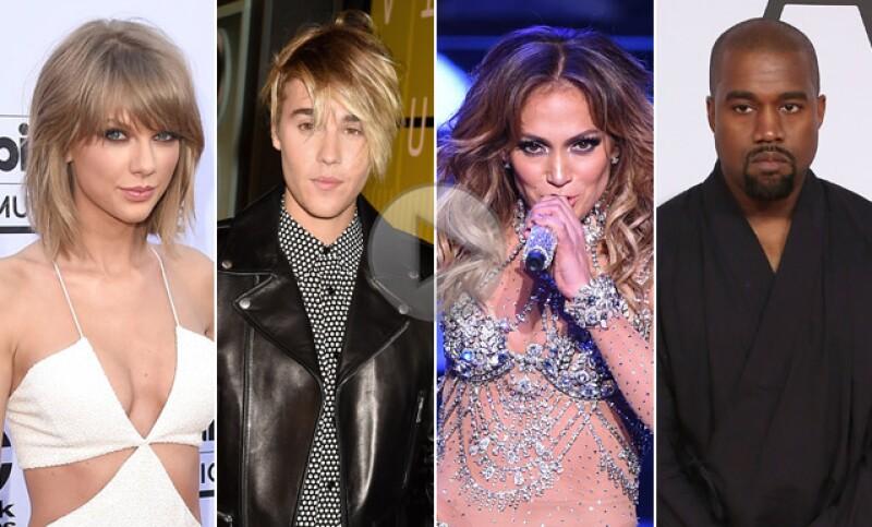 Descubre cuanto cobran celebridades como Justin Bieber o Kanye West por cantar en un evento privado.