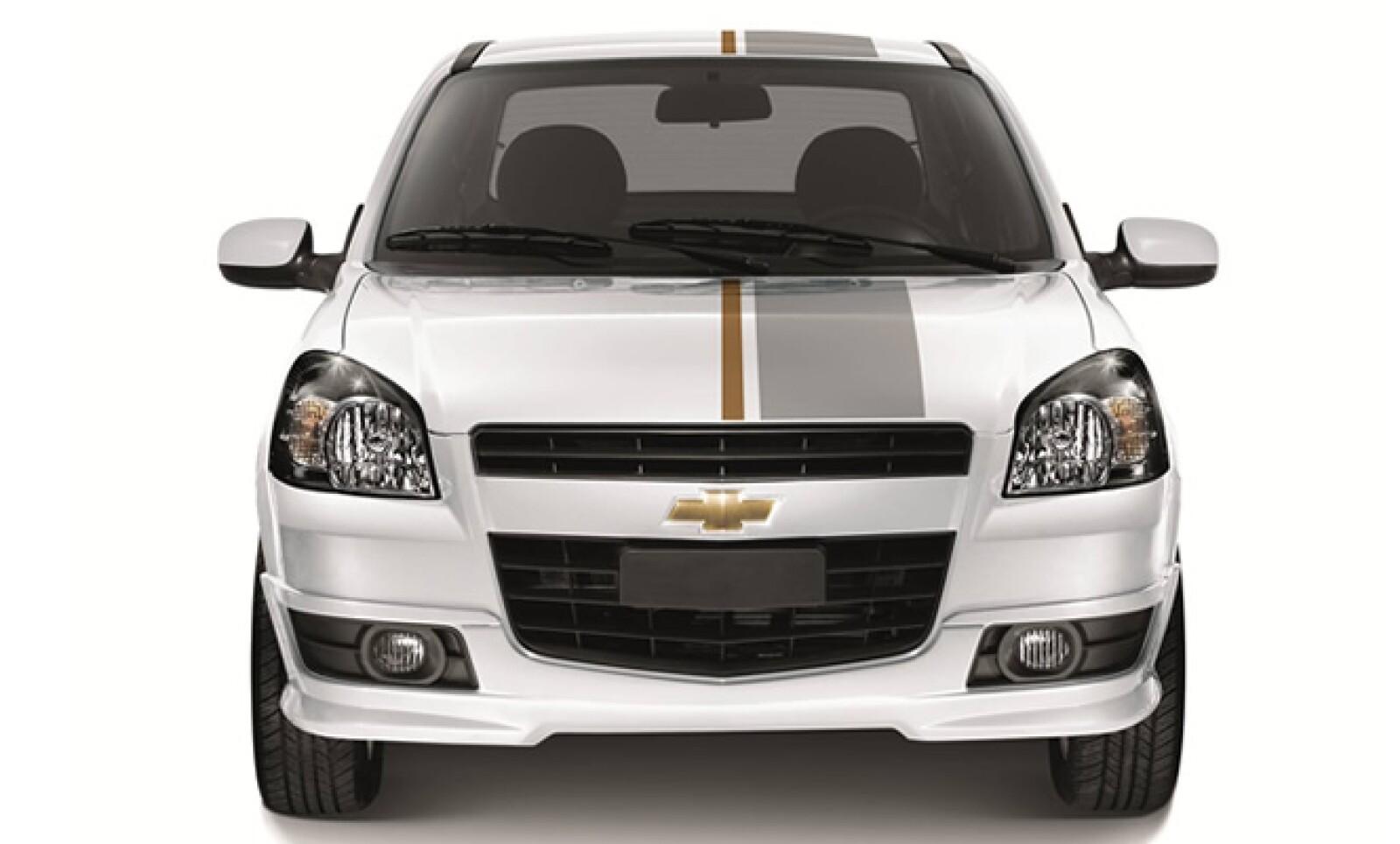 GM despide a este modelo con la edición especial del Chevy Joy 2012, que estará disponible en concesionarias con un precio de 144,000 pesos.