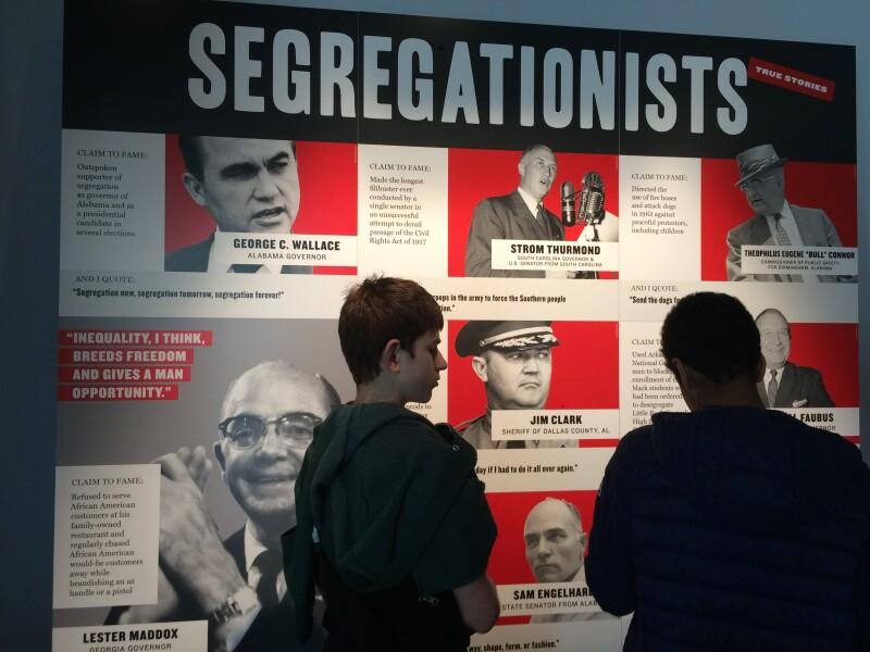 Segregationists