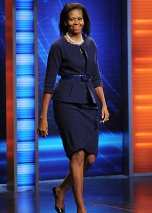 Michelle Obama ya ha sido considerada como la embajadora ideal para la moda estadounidense.