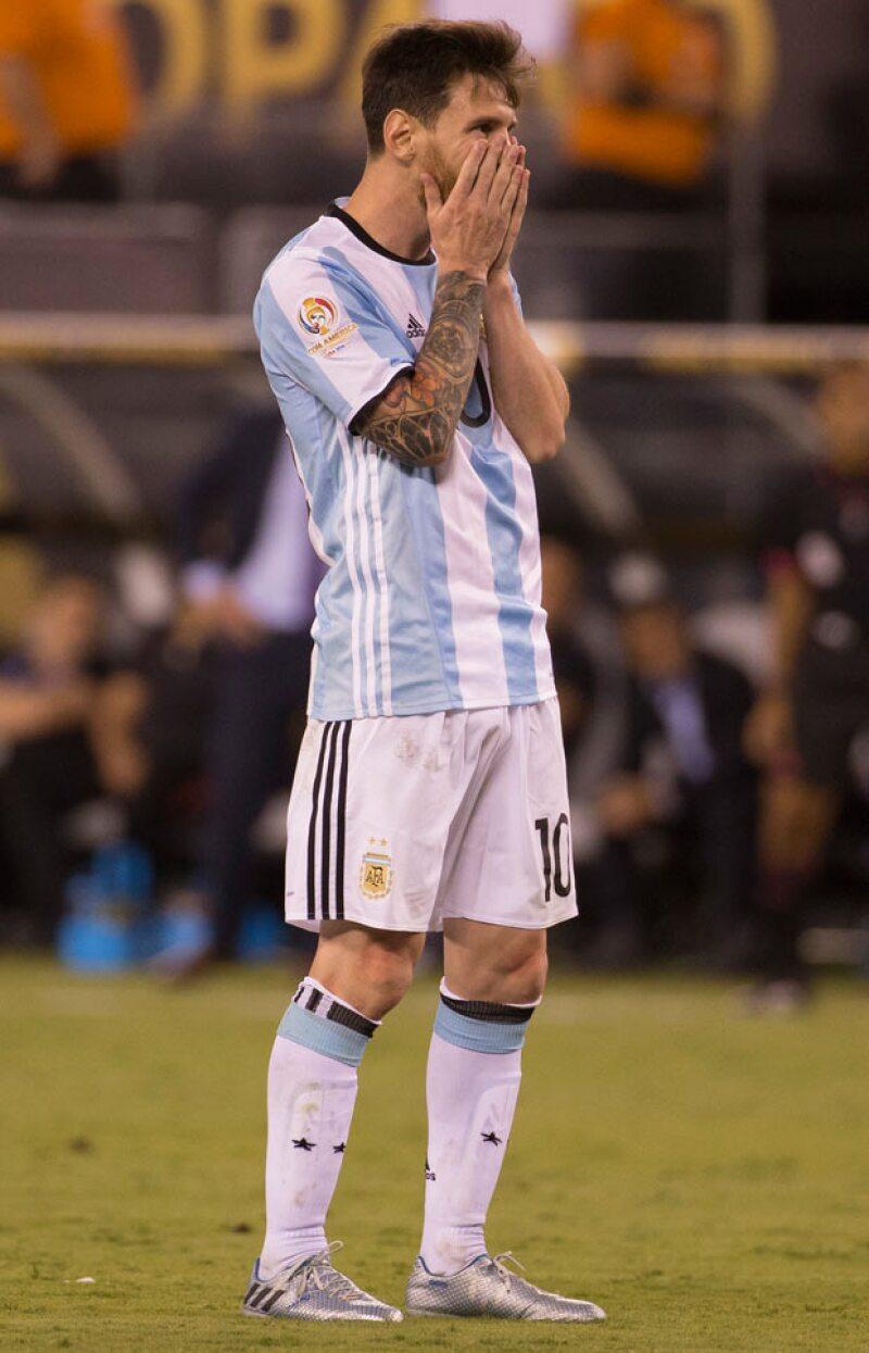 El mundo quedó atónito ante la decisión que el jugador tomó después de su error.