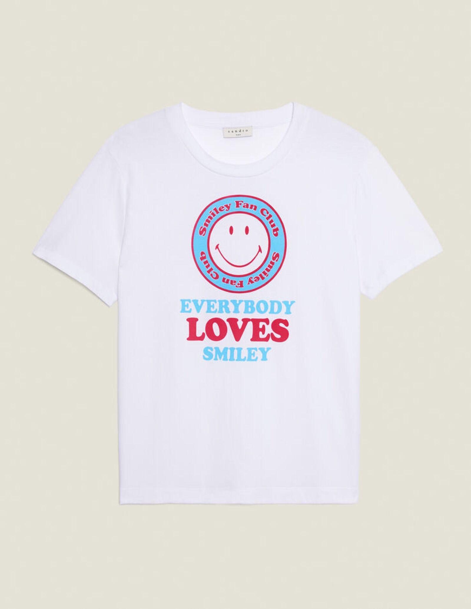 T-shirt Sandro-.jpg