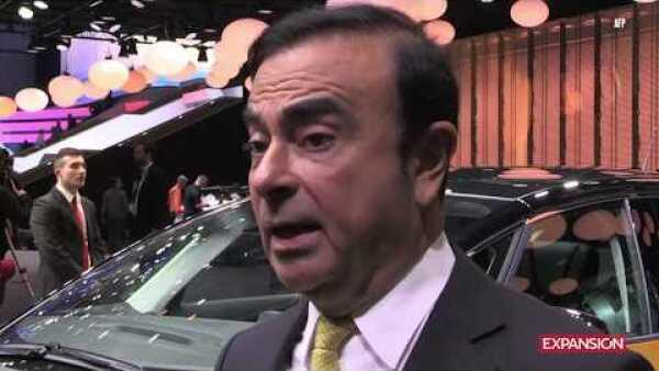 Nissan removerá a la brevedad a Calos Ghosn como presidente