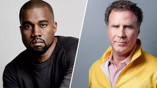 Will Ferrell X Kanye West