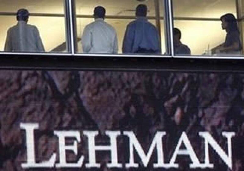 Los acreedores no asegurados de Lehman respaldaron el plan. (Foto: Reuters)