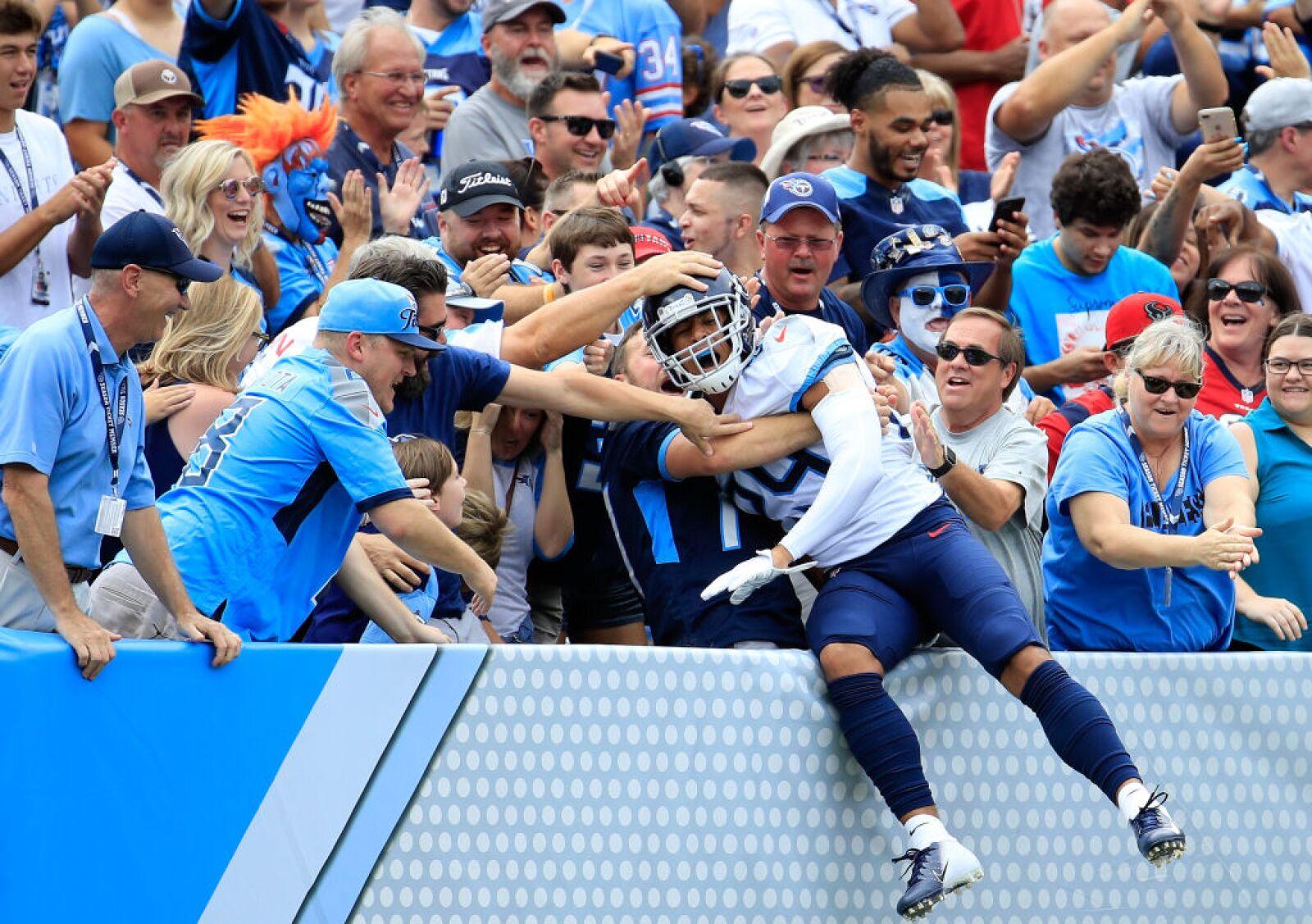 Recuento de la jornada 2 de la NFL