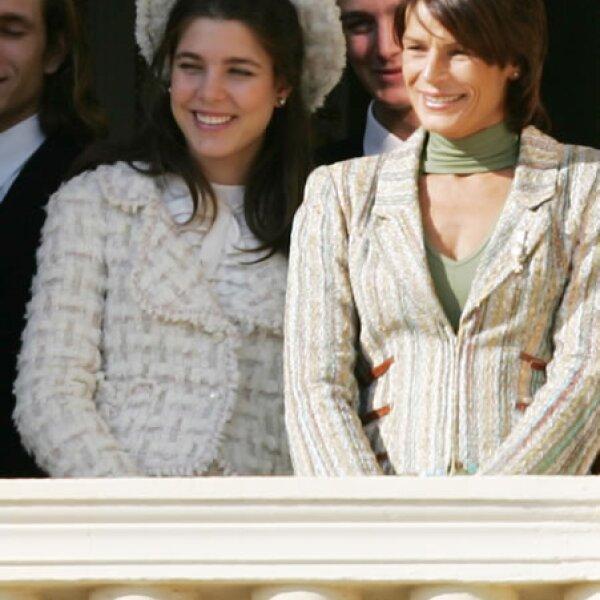 Desde que Carlota comenzó a aparecer en los diarios y revistas, la gente la etiquetó rápidamente como la próxima `fashion icon´.