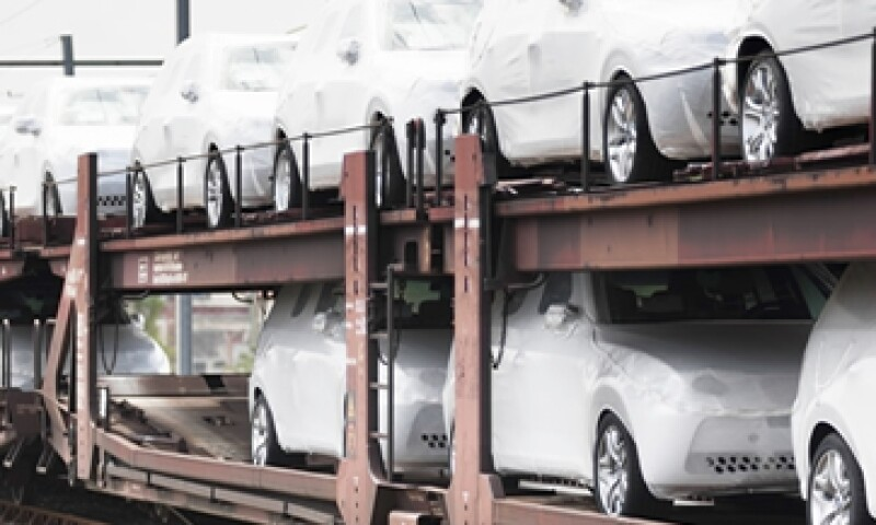 México exporta gran parte de su producción automotriz a Estados Unidos, su principal socio comercial. (Foto: iStock by Getty Images.)