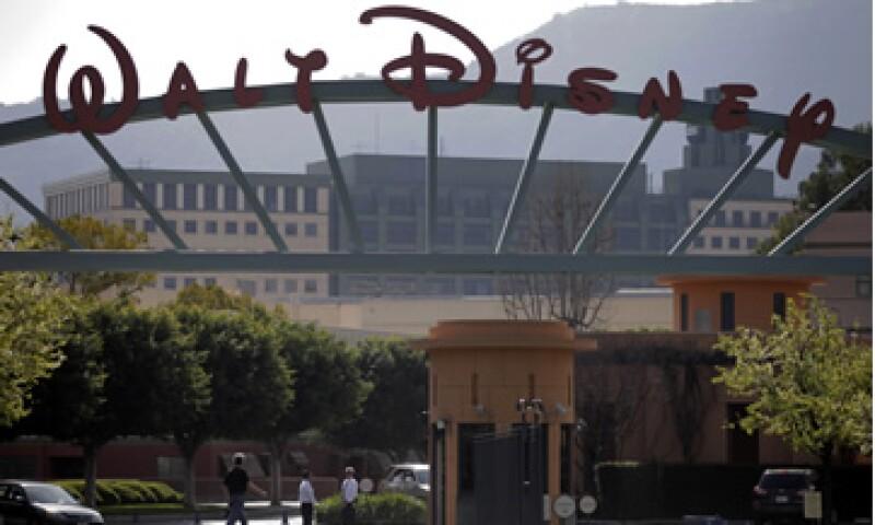 Walt Disney incrementó su ganancias por la publicidad en las redes de cable.    (Foto: AP)