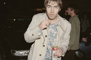 Liam Gallagher 1995