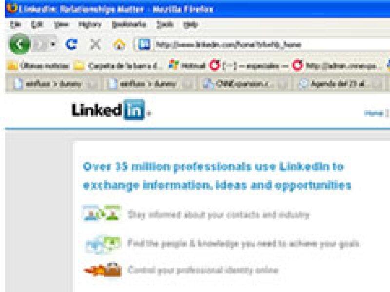 LinkedIn cuenta con 41 millones de miembro de más de 100 países. (Foto: Especial)