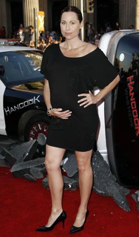 La ex de Matt Damon dio a luz a un niño, pero se negó a revelar el nombre del papá.