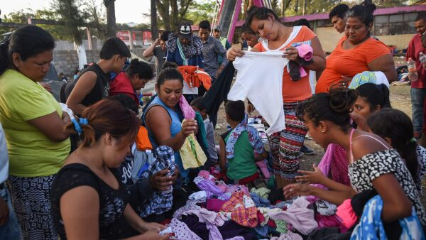 """Así es como esta """"caravana"""" ha enfrentado a los gobiernos de México y EU"""