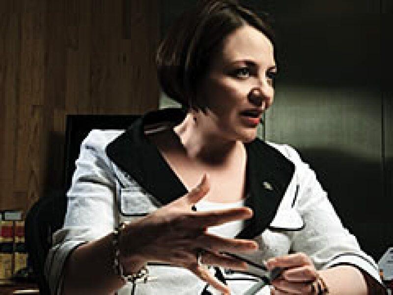 Desde agosto de 2007, María del Carmen Alanís es la primera mujer en presidir la máxima corte electoral del país. (Foto: Carlos Aranda / Mondaphoto)