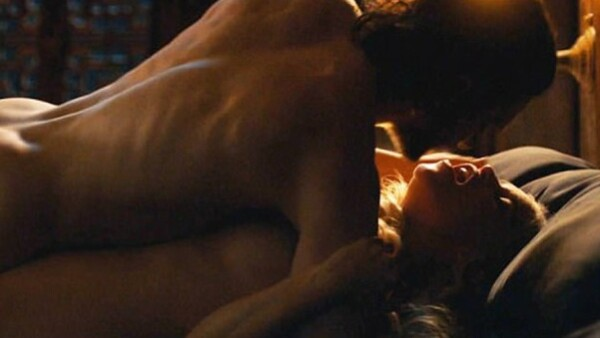 Emilia Clarke y Kit Harington