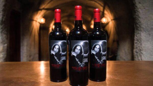 Solar Red Wine.