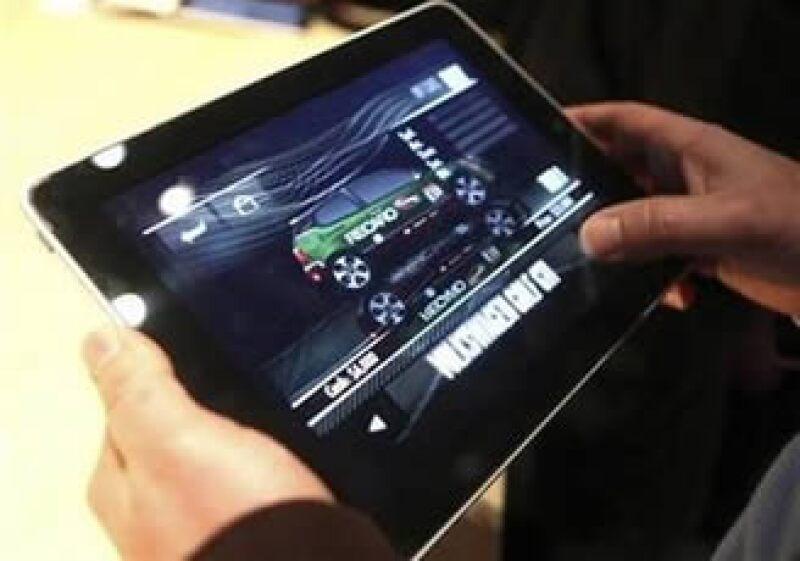La primera versión de la iPad que será lanzada será la de conexión de corto alcance de Wi-Fi. (Foto: Reuters)