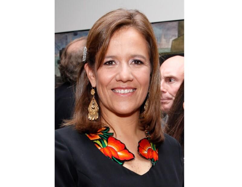 La presidenta del DIF nacional fue distinguida con el máximo reconocimiento que otorga el Festival Internacional de Cine de Morelia.