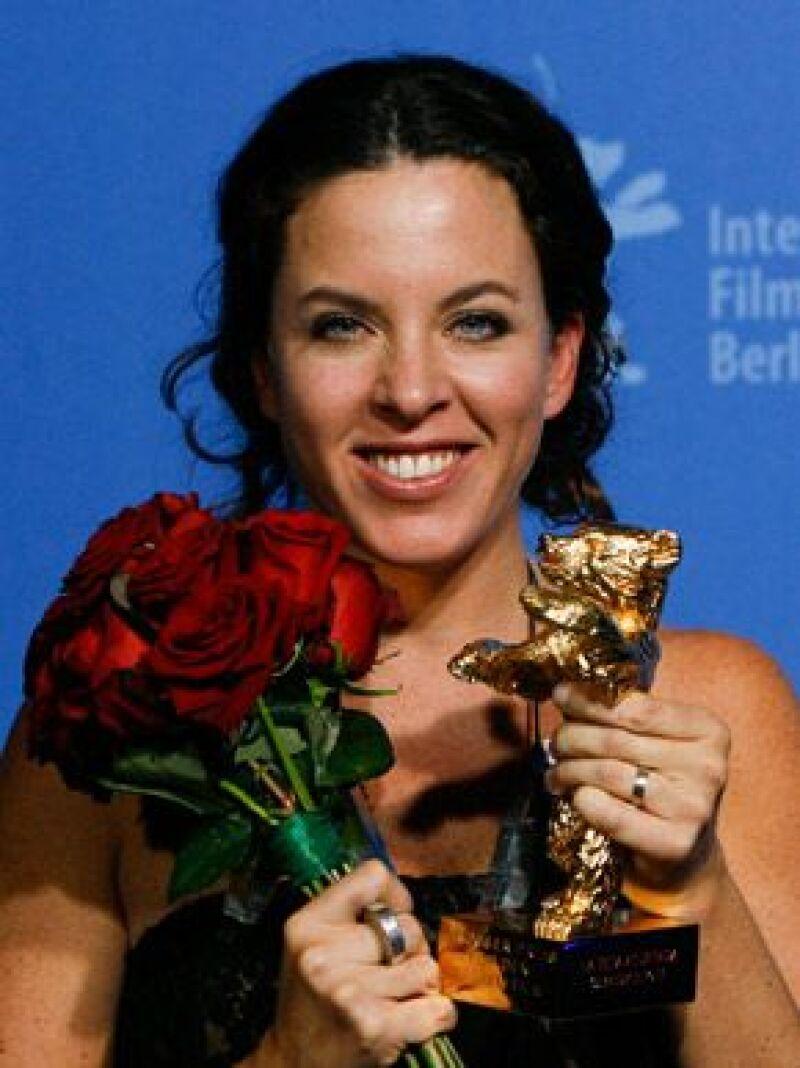 La Teta Asustada, de Claudia Llosa, obtuvo el Oso de Oro en el festival de cine de Berlín.