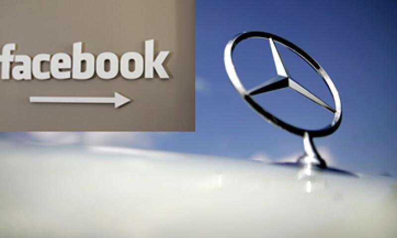La aplicación ofrece varios textos estandarizados ya escritos, que un conductor puede publicar en Facebook con rápidos toques en la pantalla o girando un botón. (Foto: Especial)