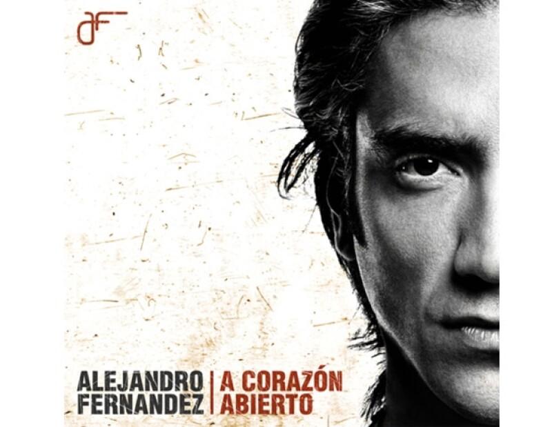 """Ian y Alejandro trabajaron para la portada de """"A Corazón Abierto""""."""