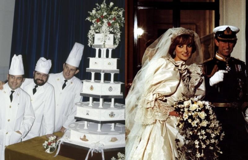 Uno de los básicos de toda boda es el pastel y evidentemente cuando se trata de una Boda Real, este delicioso postre también tiene que ser espectacular. Checa cómo han sido algunos.