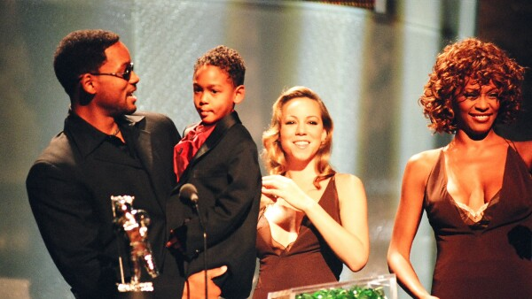 Mariah Carey y Will Smith