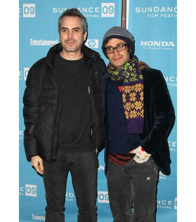 Alfonso Cuarón y Gael García trabajaron juntos en `Y tu mamá también´ de 2001, dirigida por Cuarón.