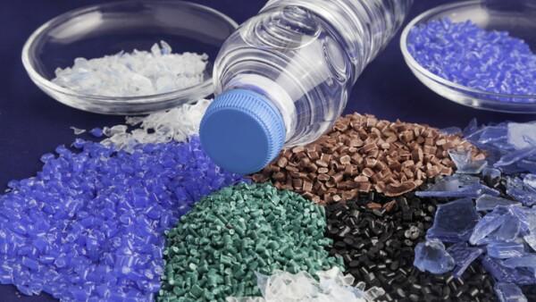 reciclaje de plástico PET