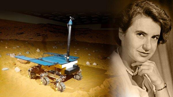 La unidad lleva por nombre Rosalind Elsie Franklin, quien fue una científica británica y co-descubridora de la estructura del ADN.