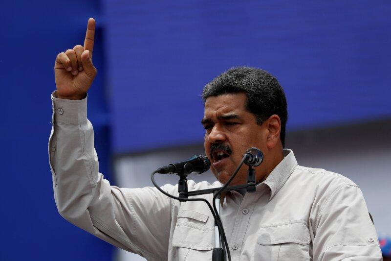 Nicolás Maduro Odebrecht