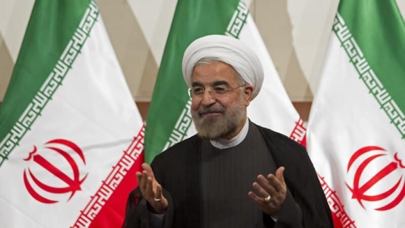 Hassan Rouhani presidente Iran