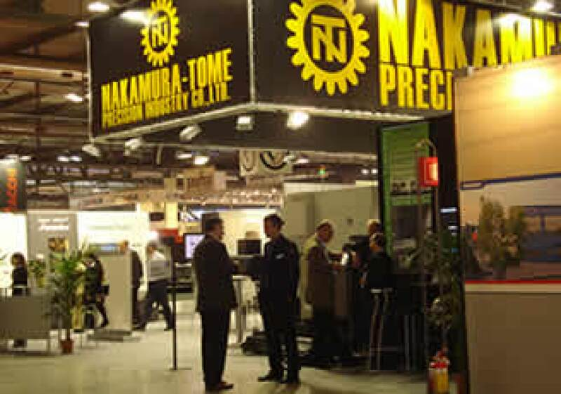 La presencia asiática creció en la EMO-Milán 2009, sobre todo Japón y China. (Foto: Verónica Alcántara)