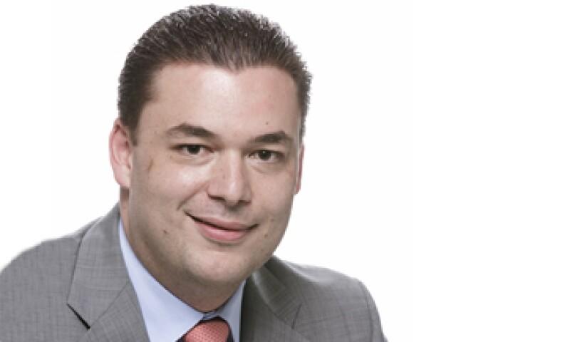 Diego González, director de operaciones Bebidas no Carbonatadas, Coca-Cola México. (Foto: Duilio Rodríguez)