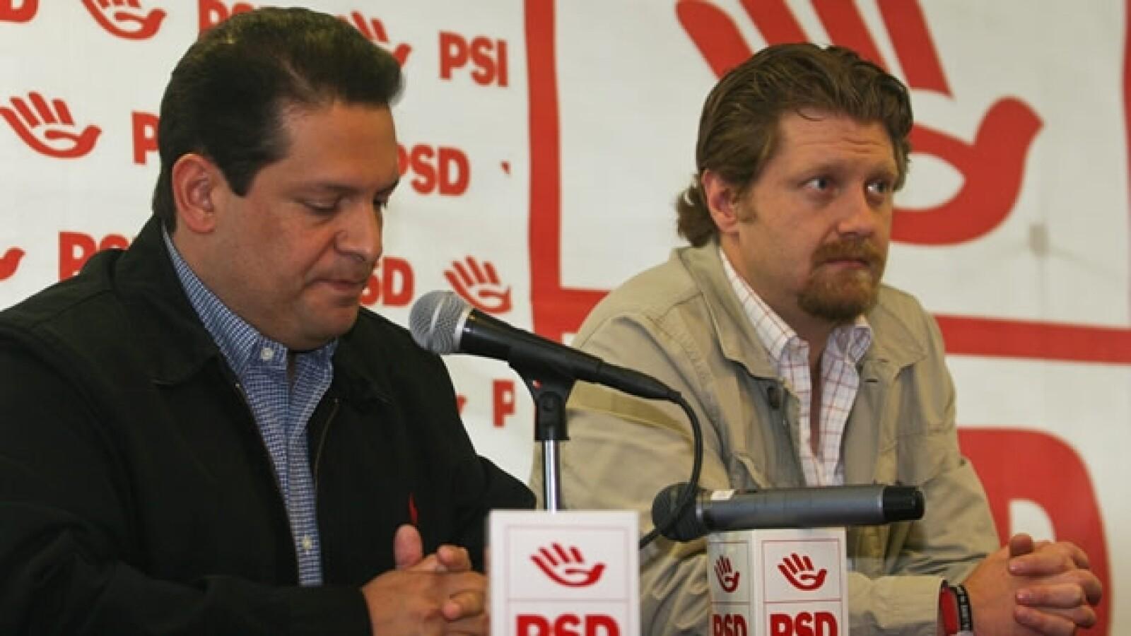 Partidos extintos-PSD