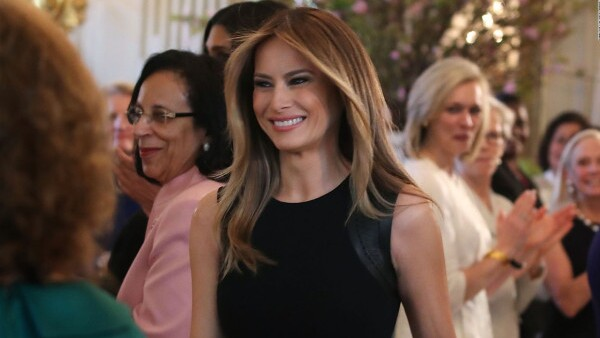 Melania Trump gana batalla legal contra el Daily Mail