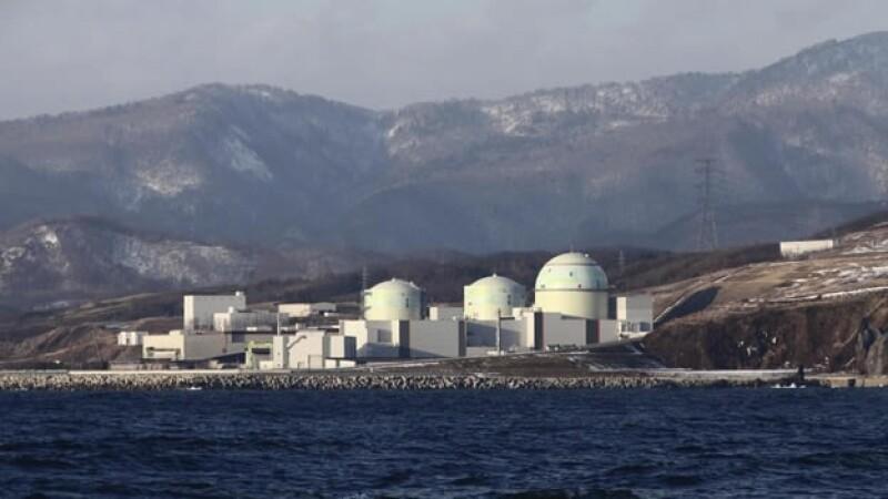 tomari central atómica nuclear japón