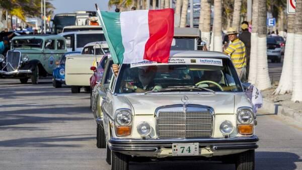 Rally Maya México estrena ruta en su quinta edición