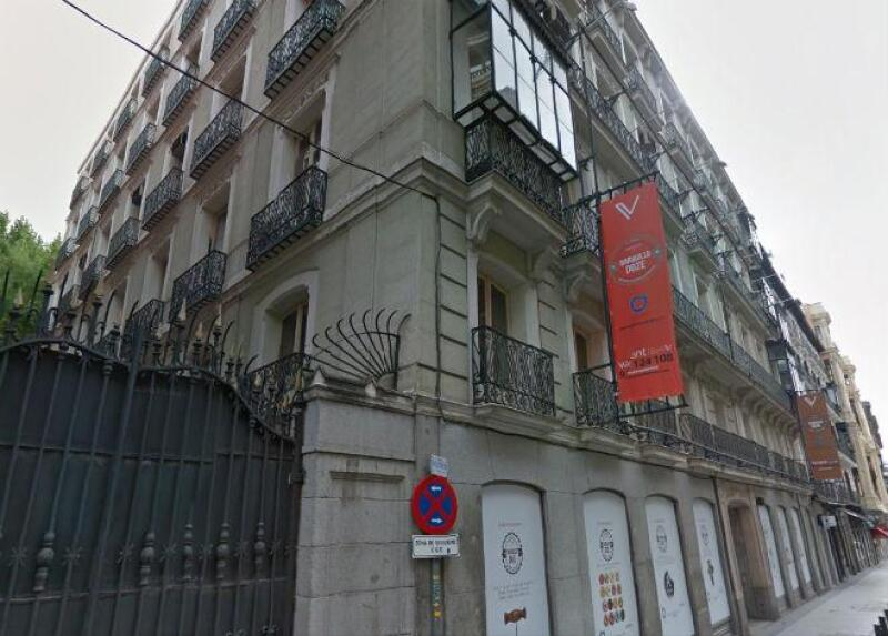Sede del antiguo Colegio de Arquitectos de Madrid