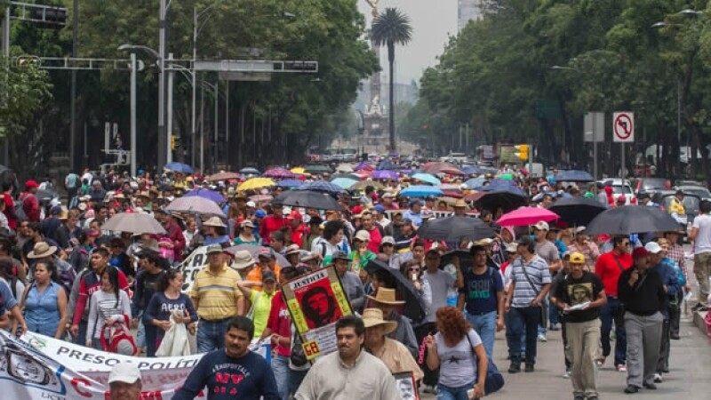 marcha cnte 1 de junio