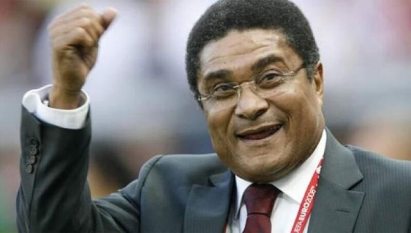 Eusebio Da Silva fue uno de los grandes del futbol.