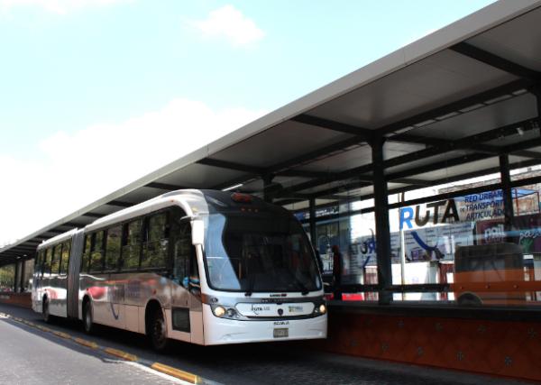 Metrobús poblano