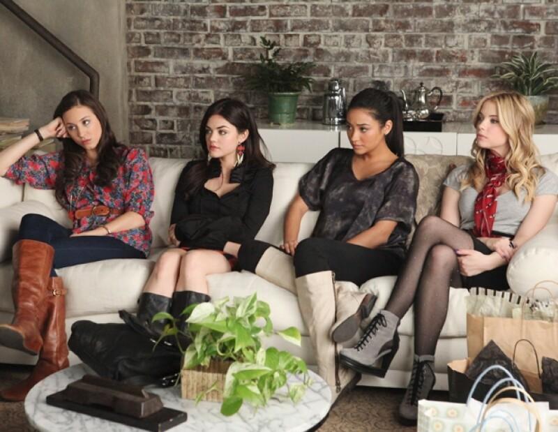 Este semestre renueva tu estilo con nuevas inspiraciones y elementos retomados de la serie de televisión estadounidense Pretty Little Liars.