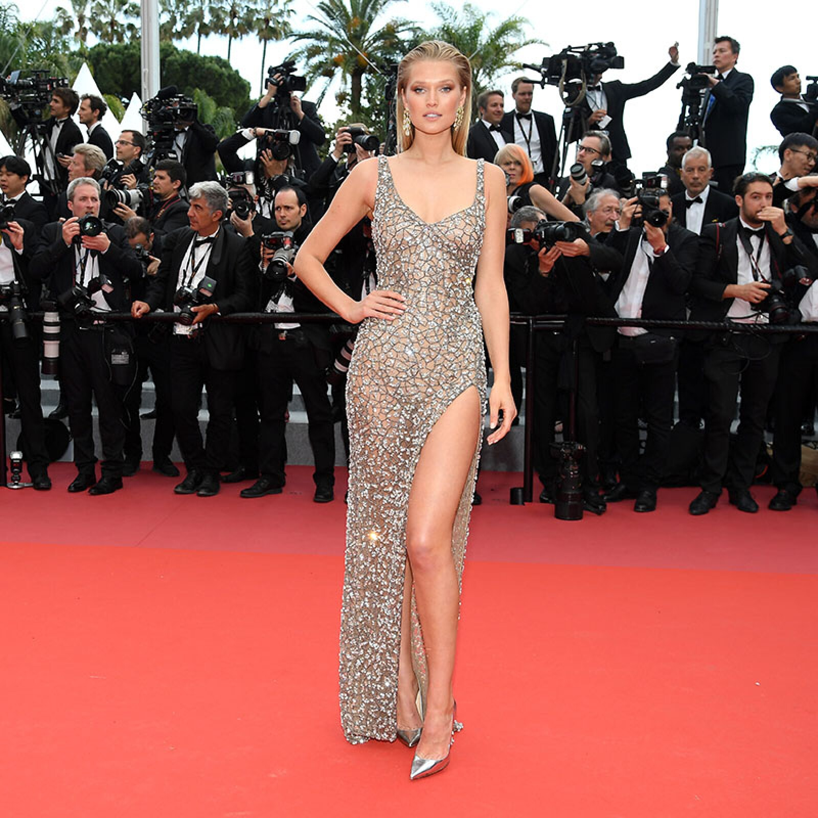 """""""Solo: A Star Wars Story"""" Red Carpet Arrivals - The 71st Annual Cannes Film Festival"""