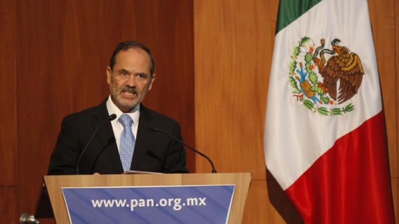 Gustavo Madero  Comisión Permanente
