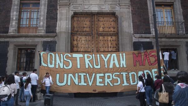 Universidades aumento de matrícula