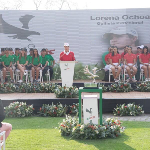 Lorena Ochoa - Ceremnia de Inauguración.jpg