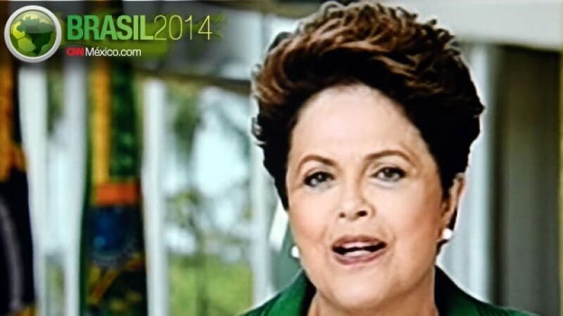 Mensaje de Dilma