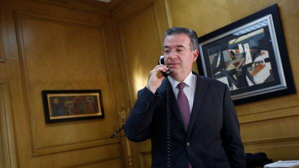alejandro diaz de leon banxico banco de mexico gobernador