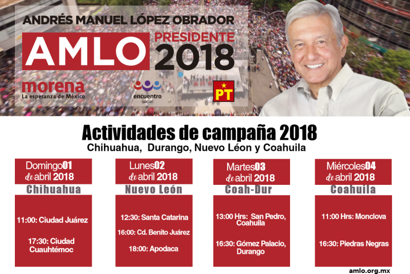 Campaña AMLO